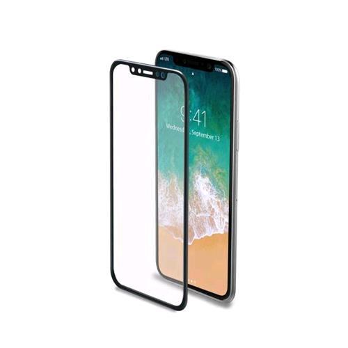 CELLY iPHONE X 3D GLASS PROTEGGI SCHERMO COLORE NERO CELLY 8021735730750