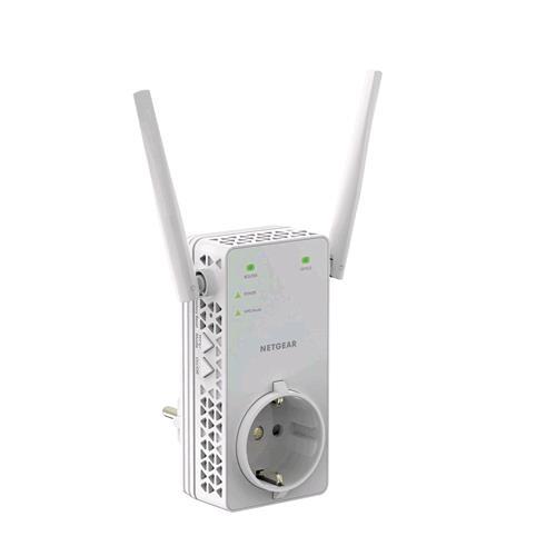 NETGEAR EX6130 RANGE EXTENDER 1200 Mbit/s 2.4GHz/5GHz Netgear 0606449117288