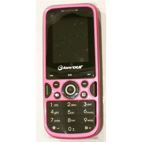 GLAM'OUR SOLAIRE DUAL SIM ITALIA PINK