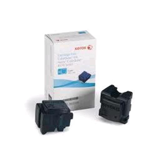 XEROX 108R00931 PACK 2 X COLORSTIX CIANO PER COLORQUBE 8570 XEROX 0095205761214