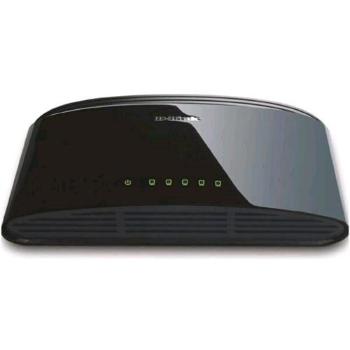 D-LINK DES-1005D SWITCH 5 LAN RJ-45 10/100Mbps D-Link 0790069217524