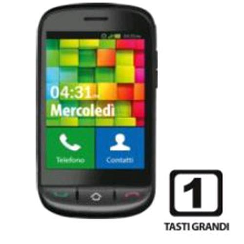 Smartphone ngm pico tasti ed icone grandi touch tasto sos - Smartphone con tasti ...