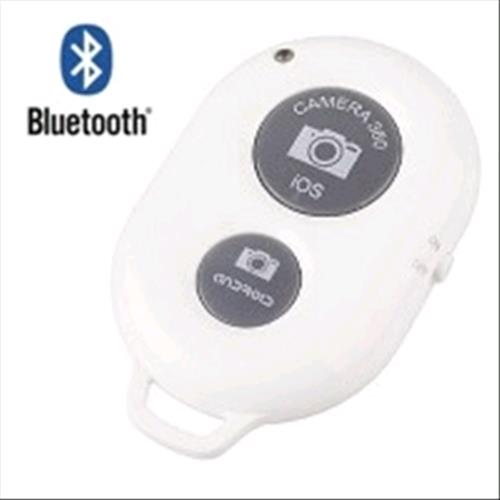 BULK ITEMS TELECOMANDO BLUETOOTH PER SELFIE BIANCO BULK ITEMS