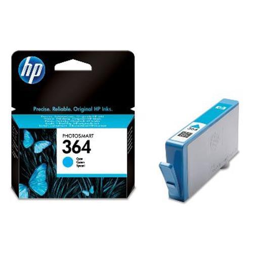 HP 364 CARTUCCIA INK-JET CYAN HP 0883585705269