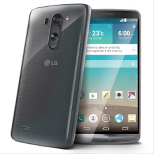 CELLY GELSKIN426 LG G3 S COVER + PROTEGGI SCHERMO IN TPU TRASPARENTE CELLY 8021735106784