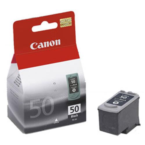 CANON PG-50 CARTUCCIA INK-JET COLORE NERO Canon 4960999273402
