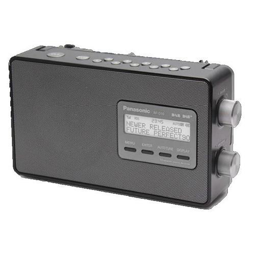 PANASONIC RF-D10 RADIO DAB DAB+ DISPLAY LCD DIFFUSORI DA 10cm PANASONIC 5025232760046