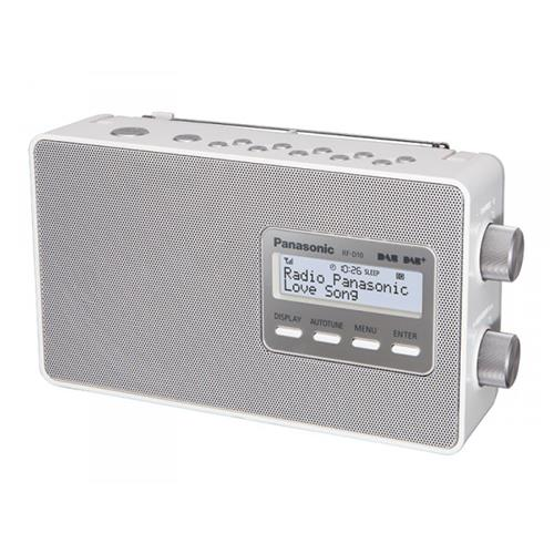 PANASONIC RF-D10 RADIO DIGITALE DAB E DAB+ DIFFUSORE DA 10cm PANASONIC 5025232760053