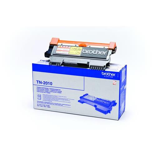 BROTHER TN-2010 TONER NERO PER HL 2130-2132-2135W/ DCP 7055-7055W-7057 GARANZIA ITALIA (TN-2010) Brother 4977766682718