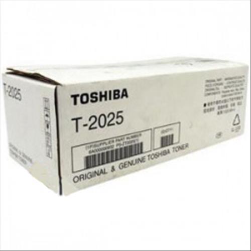 TOSHIBA T-2025E-STUDIO200S TONER NERO PER E-STUDIO 200S GARANZIA ITALIA (6A000000932) TOSHIBA 4519232126625