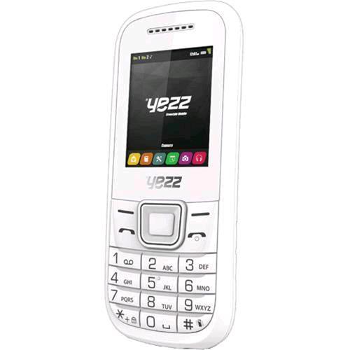 YEZZ CLASSIC C21A DUAL SIM RADIO FM BLUETOOTH FOTOCAMERA ITALIA WHITE