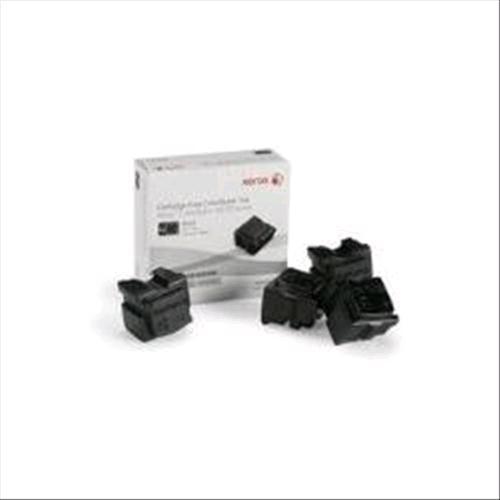 XEROX 108R00935 PACK 4 STICK INCHIOSTRO SOLIDO NERO PER COLORQUBE 8570 XEROX 0095205761252