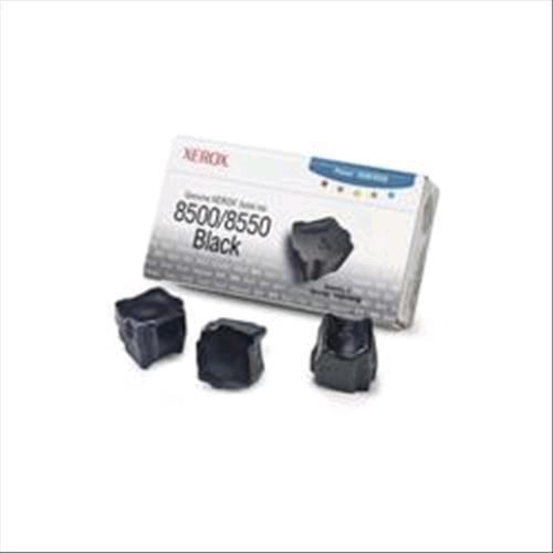 XEROX 108R00668 INCHIORSTO SOLIDO NERO 3 Pz PER XEROX 8500 / 8550 3000 PAGINE XEROX 0095205242331