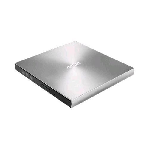 ASUS ZENDRIVE SDRW-08U7M-U SILVER MASTERIZZATORE ESTERNO CD/DVD INTERFACCIA USB COLORE SILVER ASUS 4712900127164