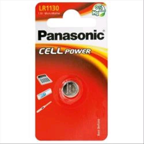 PANASONIC LR1130 PANASONIC 5019068083011