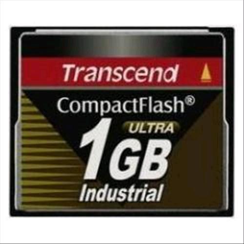 TRANSCEND TS1GCF200I COMPACT FLASH 1GB Transcend 0760557818502