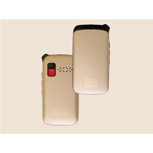 "ONDA F10 LINO DUAL SIM SENIOR PHONE CLAMSHELL 2.4"" TASTI GRANDI VIVAVOCE TASTO S"