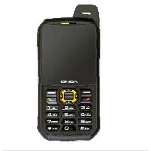 ONDA R100 RUGGED BARPHONE SINGLE SIM RESISTENTE AGLI URTI IP 68 BLACK YELLOW