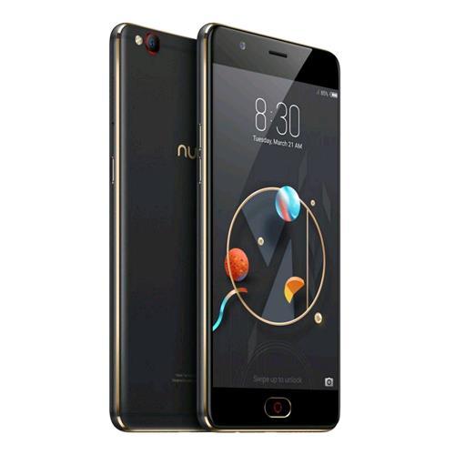 """NUBIA M2 LITE DUAL SIM 5.5"""" OCTA CORE 64GB RAM 3GB 4G LTE TALIA BLACK GOLD"""