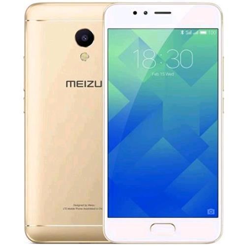 "MEIZU M5S DUAL SIM 5.2"" OCTA CORE 16GB RAM 3GB 4G LTE ITALIA GOLD"