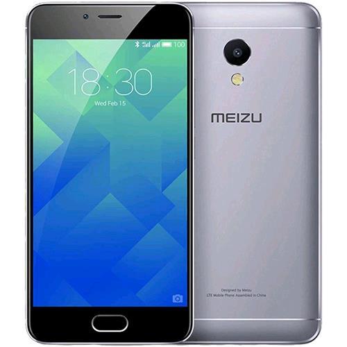 "MEIZU M5S DUAL SIM 5.2"" OCTA CORE 16GB RAM 3GB 4G LTE ITALIA GREY"