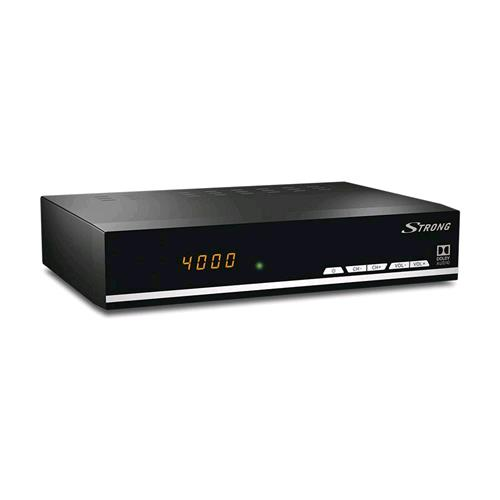STRONG STRONG STR 7007 DECODER SATELLITARE DVB-S/S2 PORTA USB - HDMI