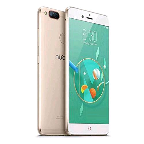 "NUBIA Z17 MINI DUAL SIM 5.2"" 64GB RAM 4GB 4G LTE ITALIA CHAMPAGNE GOLD"