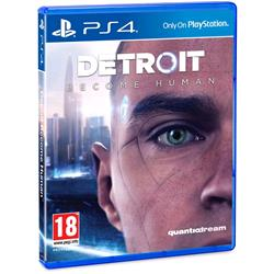 SONY SONY PS4 DETROIT: BECOME HUMAN