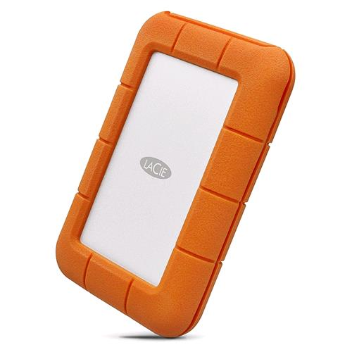 LACIE HDD ESTERNO RUGGED 5.000GB INTERFACCIA USB 3.1 TIPO C