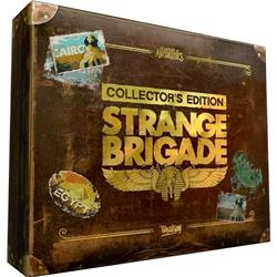 SOLD OUT SOLD OUT XBOX ONE STRANGE BRIGADE COLLECTOR'S EDITION VERSIONE ITALIANA