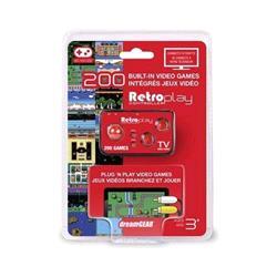My Arcade MY ARCADE RETROPLAY TV CONTROLLER DREAMGEAR + 200 GIOCHI