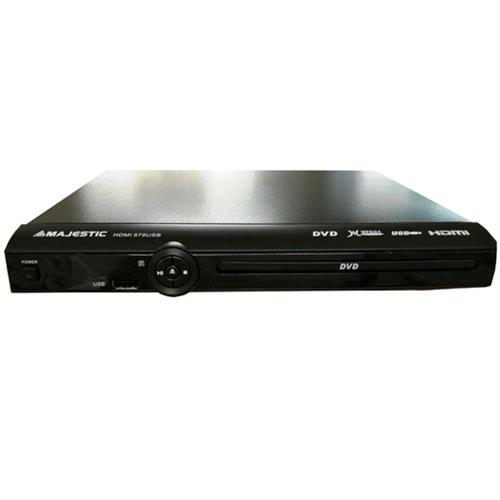 MAJESTIC MAJESTIC HDMI-579 LETTORE DVD BLUE RAY HDMI NERO