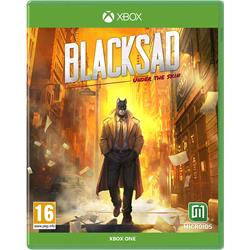 Microids MICROIDS XBOX ONE BLACKSAD: UNDER THE SKIN LIMITED EDITION