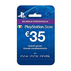 SONY SONY PLAYSTATION LIVE CARDS HANG 35 EURO
