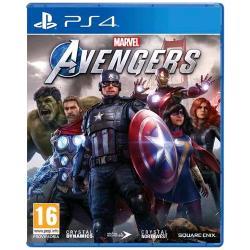 Square-Enix SQUARE-ENIX PS4 MARVEL'S AVENGERS