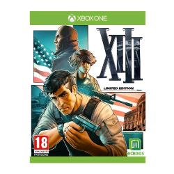 Microids MICROIDS XBOX XONE XIII LIMITED EDITION