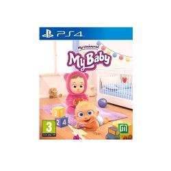 Microids MICROISD GAMES PS4 MY UNIVERSE MY BABY
