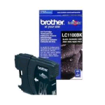 BROTHER LC-1100BK CARTUCCIA INK-JET NERO 450 PAG PER DCP385C/585CW/MFC490CW/790CW/990CW/5490CN/5890CN/6490CW/DCP6690CW