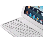 GLAM'OUR DIGITA WHITE CUSTODIA E TASTIERA PER IPAD