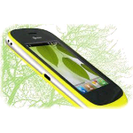 NGM ACTION SMARTPHONE DUAL SIM ANDROID 2.3 WI-FI + 3G ITALIA YELLOW