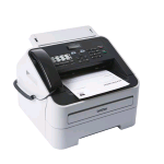 BROTHER FAX-2845 FAX LASER 33.6kbps 600x300 DPI COLORE GRIGIO