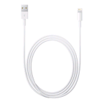 APPLE MD819ZM/A LIGHTNING TO USB CABLE (2 M) ORIGINALE APPLE BIANCO