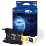 BROTHER LC-1280XLY CARTUCCIA GIALLO PER MFC-J6510DW/J6910DW 1.200 PG