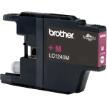 BROTHER LC-1240M CARTUCCIA 600 PAG MAGENTA