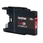 BROTHER LC-1280XLM CARTUCCIA MAGENTA PER MFC-5910/6510/6710/6910 1.200 PAG