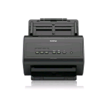 BROTHER ADS-2400N SCANNER A4 24 bit 600 dpi COLORE NERO