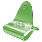 KONNET ICRADO STAND IPHONE 3-4/IPOD USB COLORE GREEN