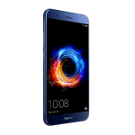 "HONOR 8 PRO DUAL SIM 5.7"" OCTA CORE 64GB RAM 6GB 4G LTE ANDROID 7.0 ITALIA BLUE"