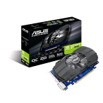 ASUS GT1030-SL-2G-BRK SCHEDA GRAFICA NVIDIA GEFORCE GT 1030 2GB GDDR5 INTERFACCIA PCI EXPRESS III CON VENTOLA