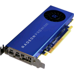 AMD RADEON PRO WX 2100 2GB GDDR5 INTERFACCIA PCI EXPRESS 3.0 RAFFREDDAMENTO ATTIVO